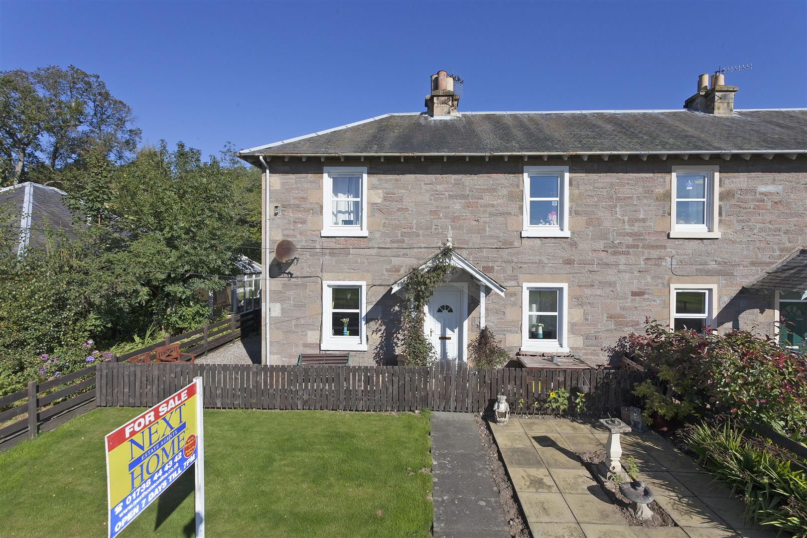 4 Waterside Cottage, West Huntingtower, Perthshire, PH1 3JT, UK